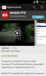 Samsung Galaxy S II - Applicazioni - Installazione delle applicazioni - Fase 21