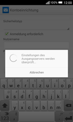 Alcatel Pop S3 - E-Mail - Konto einrichten - 2 / 2