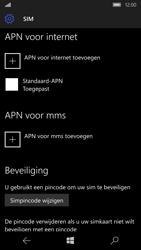 Microsoft Lumia 950 - internet - handmatig instellen - stap 8