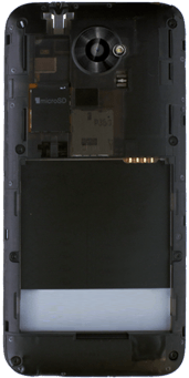 HTC Desire 601 - SIM-Karte - Einlegen - Schritt 5