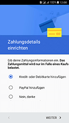 Samsung J510 Galaxy J5 (2016) DualSim - Apps - Konto anlegen und einrichten - Schritt 18