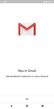 Sony Xperia XZ3 - E-Mail - Konto einrichten (gmail) - Schritt 5