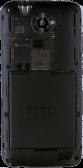 HTC Desire 601 - SIM-Karte - Einlegen - Schritt 3