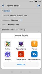 Huawei P8 Lite 2017 - E-mail - envoyer un e-mail - Étape 10