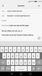 Huawei Honor 8 - e-mail - hoe te versturen - stap 11