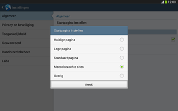 Samsung P5220 Galaxy Tab 3 10-1 LTE - Internet - Handmatig instellen - Stap 22