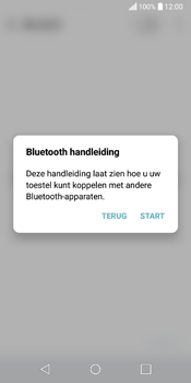 LG Q6 - bluetooth - headset, carkit verbinding - stap 4