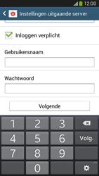 Samsung G386F Galaxy Core LTE - E-mail - e-mail instellen: POP3 - Stap 14