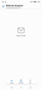 Huawei P20 Lite - E-mail - Configuration manuelle - Étape 3