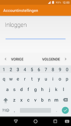 Crosscall Action X3 - E-mail - e-mail instellen (yahoo) - Stap 11