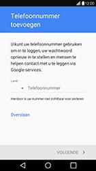 LG G5 SE (H840) - apps - account instellen - stap 13