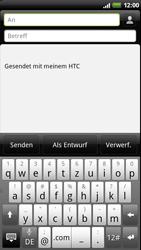 HTC Sensation - E-Mail - E-Mail versenden - 5 / 14