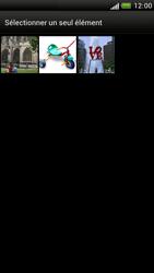 HTC Z520e One S - MMS - envoi d'images - Étape 10
