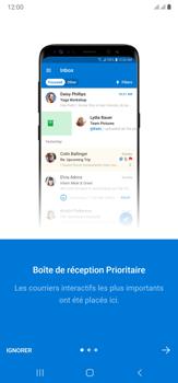 Samsung Galaxy Note20 Ultra 5G - E-mails - Ajouter ou modifier votre compte Outlook - Étape 11