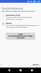 Sony Xperia XZ1 Compact - E-Mail - 032c. Email wizard - Outlook - Schritt 13