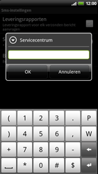 HTC Z715e Sensation XE - SMS - Handmatig instellen - Stap 7