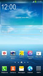 Samsung I9205 Galaxy Mega 6-3 LTE - SMS - Configuration manuelle - Étape 1