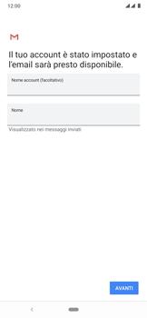 Nokia 7.2 - E-mail - configurazione manuale - Fase 20