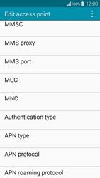 Samsung A300FU Galaxy A3 - MMS - Manual configuration - Step 12