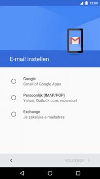 Huawei Google Nexus 6P - E-mail - Handmatig Instellen - Stap 7
