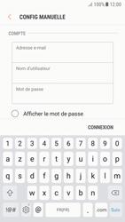 Samsung A520F Galaxy A5 (2017) - Android Nougat - E-mail - Configuration manuelle - Étape 10
