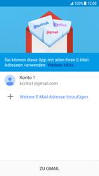 Samsung Galaxy S6 (G920F) - Android Nougat - E-Mail - Konto einrichten (gmail) - Schritt 15