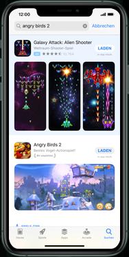 Apple iPhone 6s Plus - iOS 13 - Apps - Installieren von Apps - Schritt 12