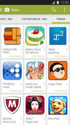 Samsung G800F Galaxy S5 Mini - Apps - Herunterladen - Schritt 12