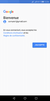 Huawei Mate 10 Pro - E-mails - Ajouter ou modifier votre compte Gmail - Étape 10