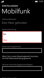 HTC Windows Phone 8X - Internet und Datenroaming - Manuelle Konfiguration - Schritt 6