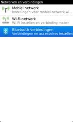 BlackBerry 9860 Torch - bluetooth - headset, carkit verbinding - stap 5