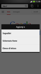 HTC One Mini - Internet e roaming dati - Uso di Internet - Fase 7