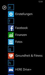 Nokia Lumia 635 - Anrufe - Rufumleitungen setzen und löschen - 3 / 11
