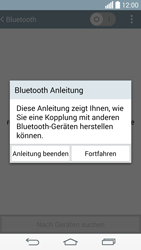 LG G3 S - Bluetooth - Geräte koppeln - 0 / 0