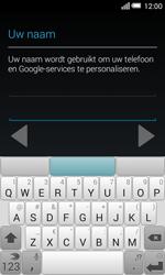 Alcatel POP S3 - apps - account instellen - stap 6
