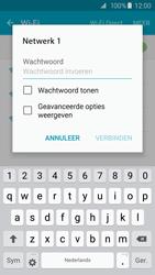 Samsung Galaxy S6 - Android Lollipop - wifi - handmatig instellen - stap 7