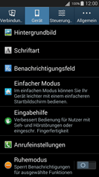 Samsung I9301i Galaxy S III Neo - Anrufe - Rufumleitungen setzen und löschen - Schritt 5