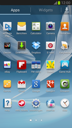 Samsung N7100 Galaxy Note II - Software updaten - Update installeren - Stap 3