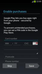 Samsung I9300 Galaxy S III - Applications - Create an account - Step 12
