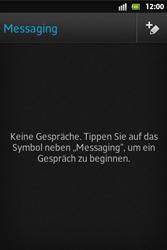 Sony Xperia Go - MMS - Erstellen und senden - 6 / 19