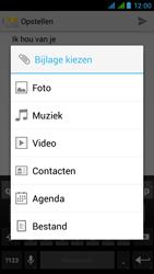 Fairphone Fairphone 1 - E-mail - Bericht met attachment versturen - Stap 12