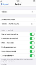 Apple iPhone SE (2020) - Operazioni iniziali - Come aggiungere una lingua alla tastiera - Fase 5