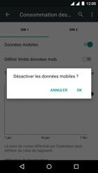 Wiko Rainbow Jam - Dual SIM - Internet - Désactiver les données mobiles - Étape 7