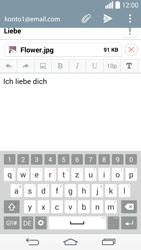 LG D855 G3 - E-Mail - E-Mail versenden - Schritt 19
