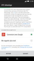 HTC One (M8) - Premiers pas - Créer un compte - Étape 24