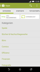 HTC One M8 - Apps - Installieren von Apps - Schritt 6