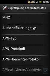 Sony Xperia Tipo Dual - MMS - Manuelle Konfiguration - Schritt 15