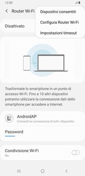 Samsung Galaxy S9 Plus - Android Pie - WiFi - Come attivare l
