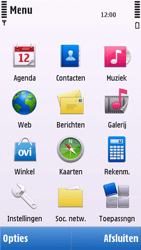 Nokia C5-03 - netwerk en bereik - gebruik in binnen- en buitenland - stap 3