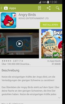 Samsung Galaxy Note Edge - Apps - Installieren von Apps - Schritt 17